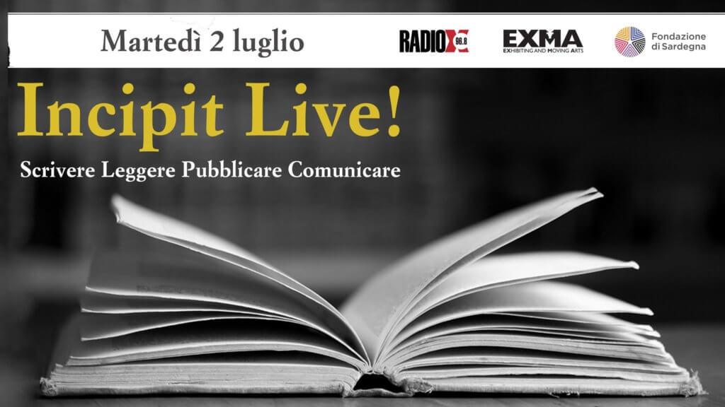 Locandina evento Incipit Live