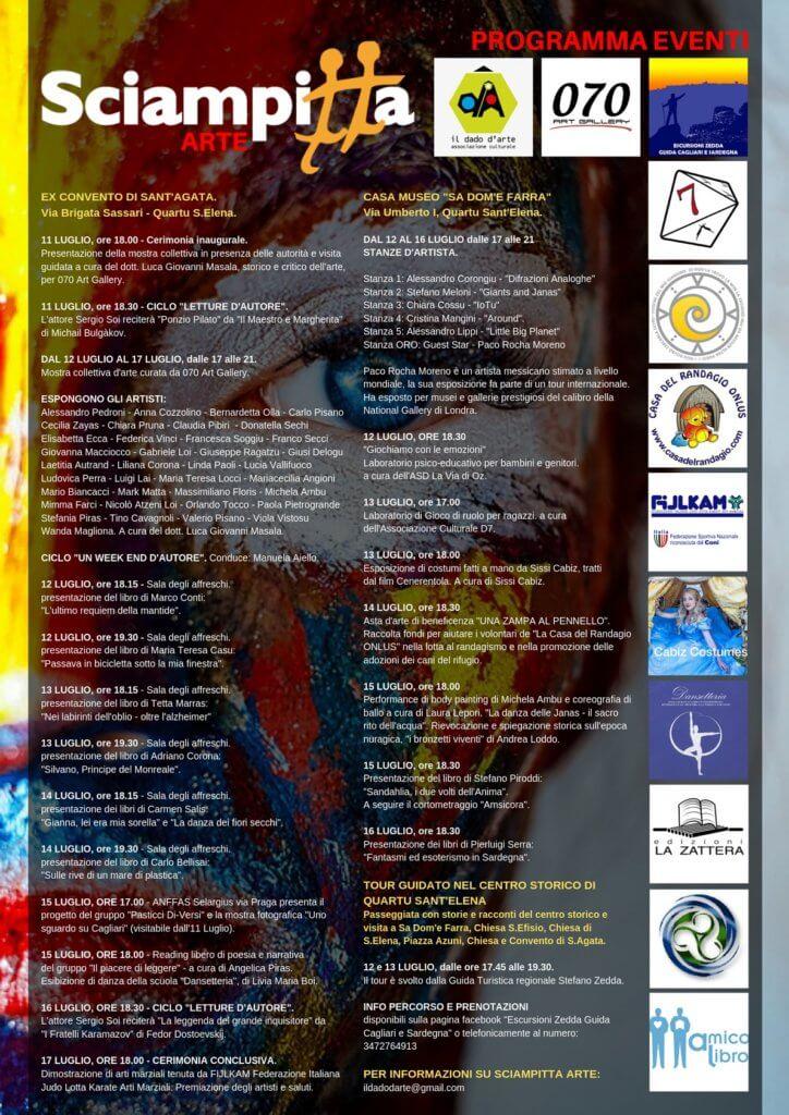 Programma Sciampitta 2019