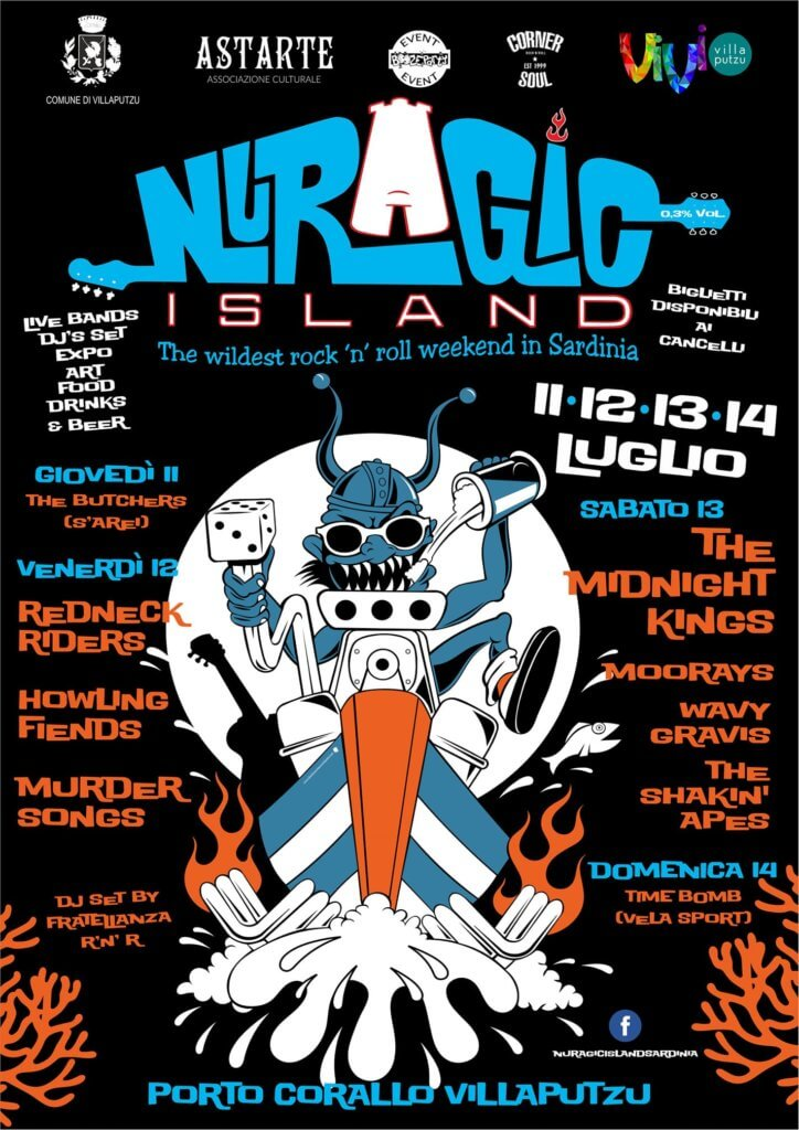 Nuragic Island